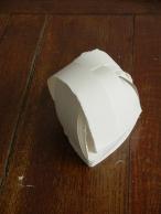 paper strip maquette