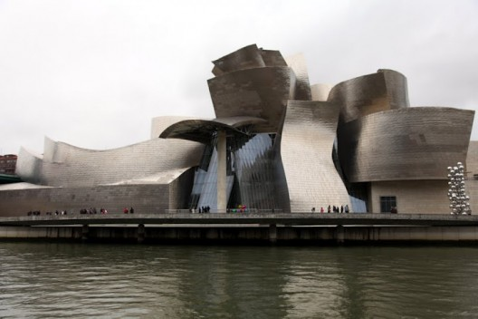Gehry's Gugenheim museum Bilbao