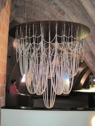 gaudis catenary