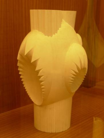 Gaudi's maquette for the Sagrada