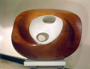 oval sculpture