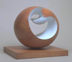 Pelagos 1946 Dame Barbara Hepworth 1903-1975 Presented by the artist 1964 http://www.tate.org.uk/art/work/T00699