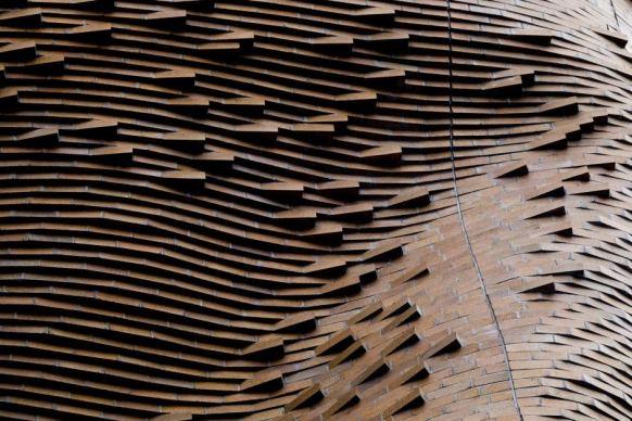 Gehry's bricks